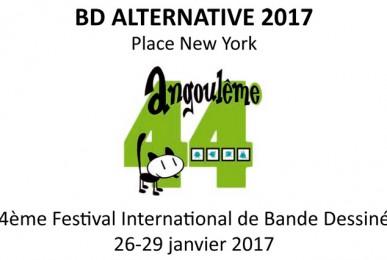 Festival d'Angouleme 2017