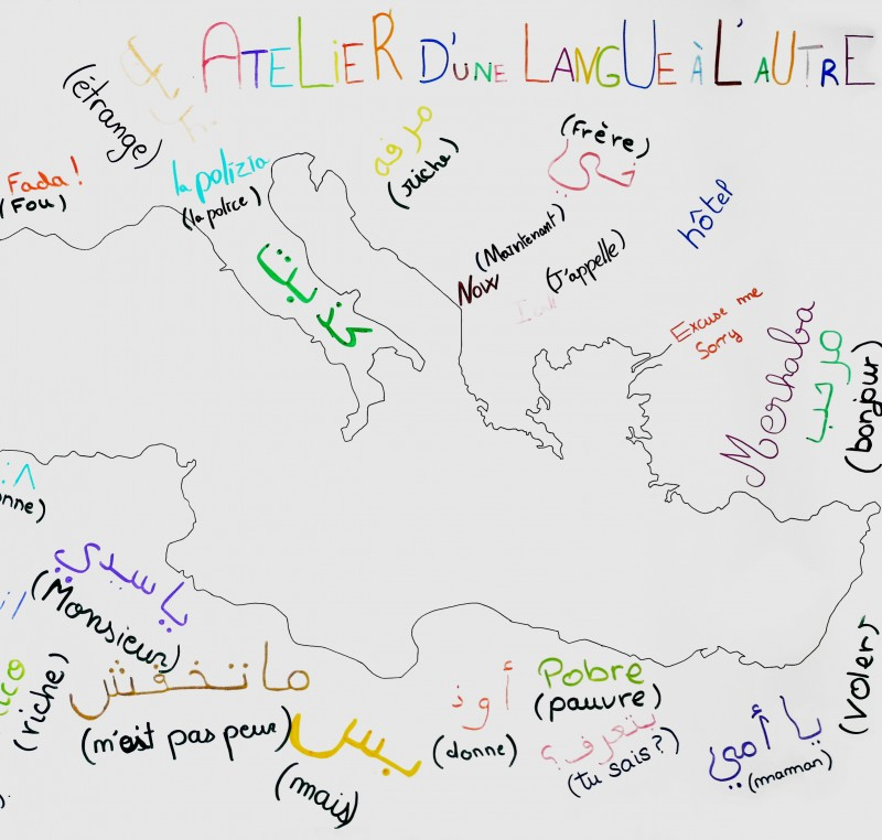 Atelier «D'une langue à l'autre»