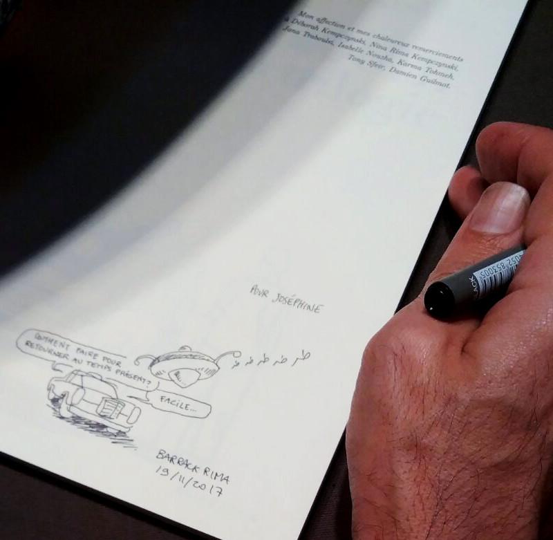 Les dates de signatures en Janvier – Février 2018