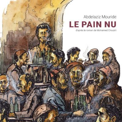 Couv LE PAIN NU _ ld