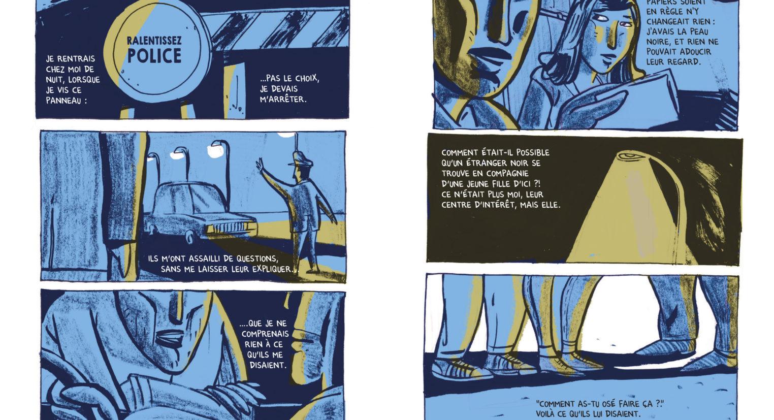 BD, arabe, collectif, Tunisie, Maroc, Algérie, Egypte, Liban, Syrie, Lybie, Arab comics, monde arabe, culture arabe, littérature arabe, migrations, Méditerranée, migrants, réfugiés, exil, forteresse Europe, BD témoignage, BD reportage, édition indépendant