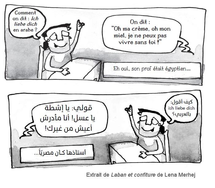 Atelier de Langue Arabe écrite et orale !